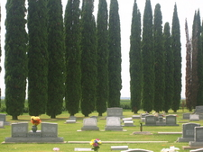 Legion Memorial Cemetery