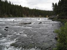 LeHardy Rapids - Yellowstone - USA