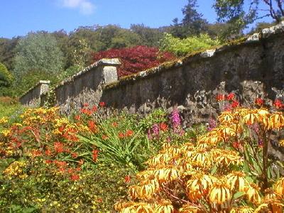 Leith Hall Gardens, Kennethmont