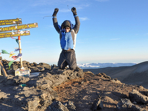 8 Days Lemosho Route - Mount Kilimanjaro Trekking Fotos