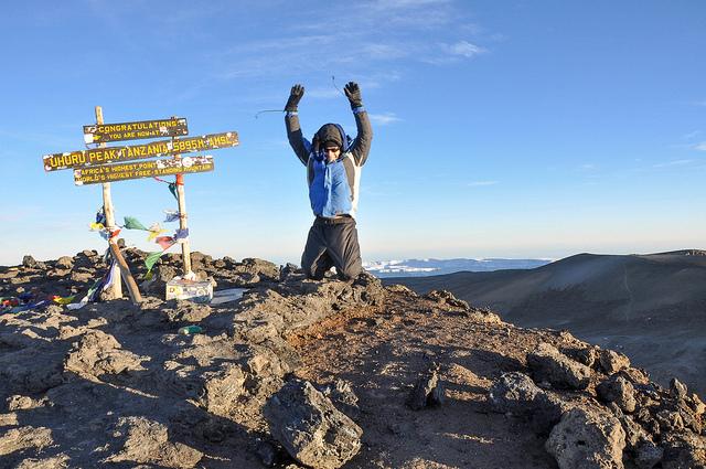 8 Days Lemosho Route - Mount Kilimanjaro Trekking Photos