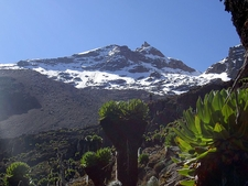 Lenana, The Third Highest Peak