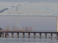 Leo Frigo Memorial Bridge
