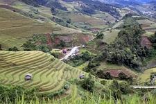 Le Pan Tan Commune In Mu Cang Chai - Yen Bai