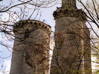 Chateau De Mehun-sur-Yevre