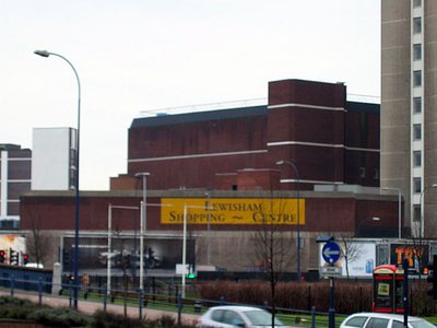 Lewisham Shopping Centre