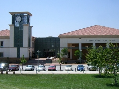 Lewis  Library  Exterior