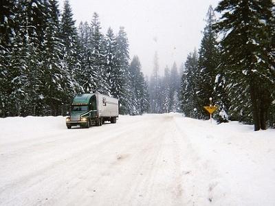Lewiston During Winter ID
