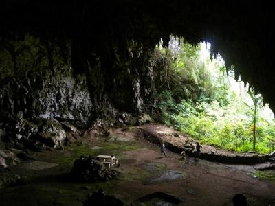 Liang Bua Caves