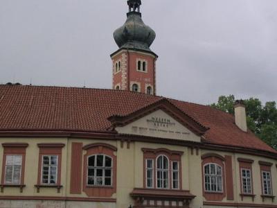 Libchov Chateau