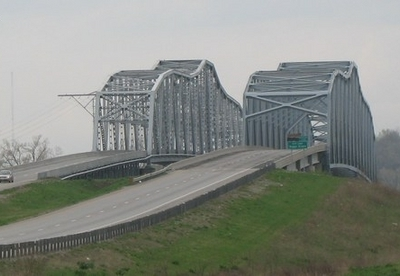 Liberty Bend Bridge