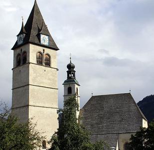 Liebfrauenkirche Kitzbühel Austria