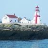 Lighthouse On Campobello Island