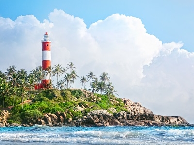 Light House - Kovalam Beach