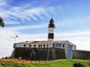 Lighthouse At Salvador De Bahia