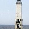 Lightning Volt Frankfort Lighthouse