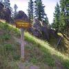 Lightning Ridge Trail