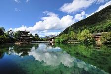 Lijiang Black Dragon Pool & Pagoda