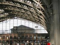 Lille Flandres estación de tren