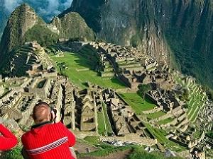 Machu Picchu From El Callao Port Fotos