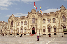 Lima Government Palace