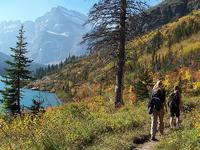 Lincoln Lake Trail