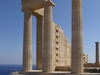 Doric Temple Of Athena Lindia
