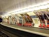 Line 10 Platforms At Mabillon