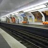 Line 12 Platforms At Rennes