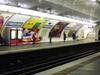 Line 13 Platforms At Saint-François-Xavier