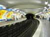 Line 4 Platforms At Denfert-Rochereau