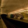 Line 4 Platforms At Saint-Placide