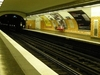 Line 6 Platforms At Raspail