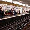 Line 8 Platforms At Madeleine