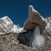 Lingtren - Khumbu Glacier - Nepal Himalayas