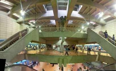 Lionel Groulx Station