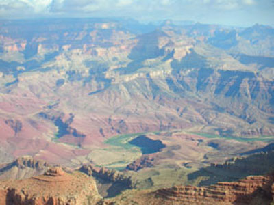 Lipan Point View - Grand Canyon - Arizona - USA