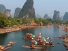 Li River In Guangxi - Guilin