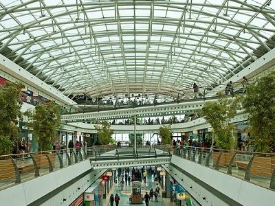 Lisbon - Vasco Da Gama Shopping Center