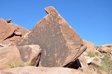 Lith Side Wash Petroglyphs