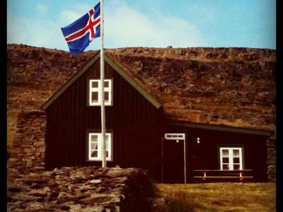Litlibaer Farm Isafjordur