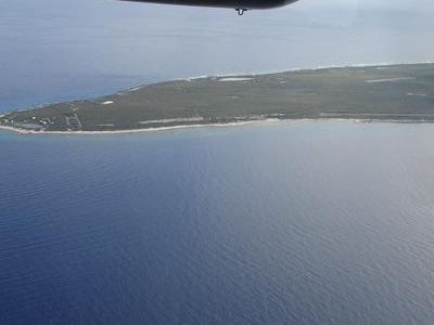 Little  Cayman From Air