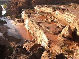 Pequeño Río Colorado