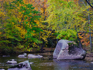 Little River Eau Pleine