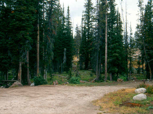 Little Roaring River Lake Campground