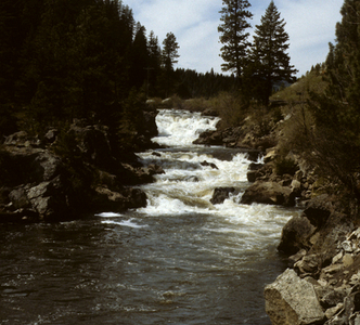 Little Salmon River