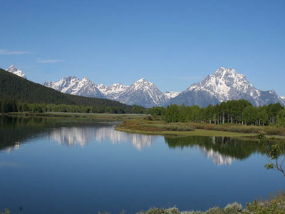 Littles Peak - Grand Tetons - Wyoming - USA