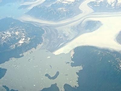 Lituya Glacier