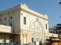 Livorno Estação Ferroviária Central