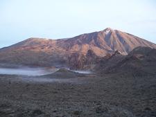 Llano De Ucanca Teide
